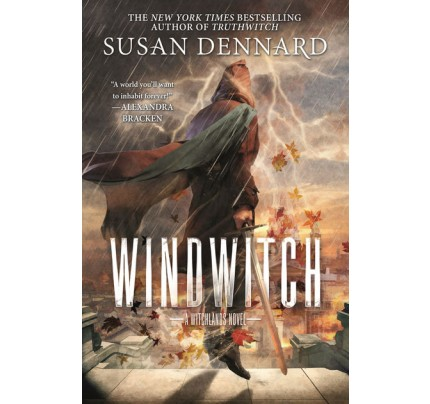 Windwitch: A Witchlands Novel (The Witchlands #2) (International Edition)