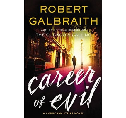 Career of Evil (Cormoran Strike #3) (Mass Market Paperback - International Edition)
