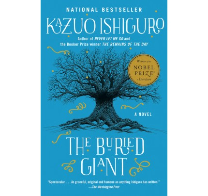 The Buried Giant: A Novel (Paperback)