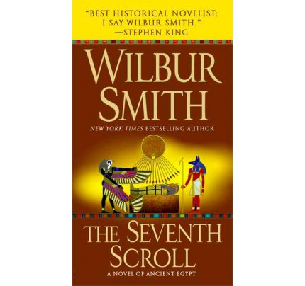 The Seventh Scroll: A Novel of Ancient Egypt (Ancient Egypt #2)