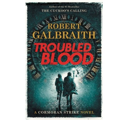 Troubled Blood (Cormoran Strike #5) (International Edition)