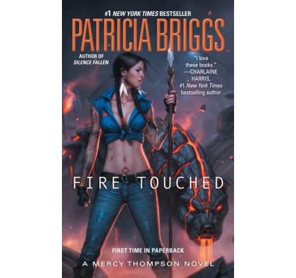 Fire Touched (Mercy Thompson #9)
