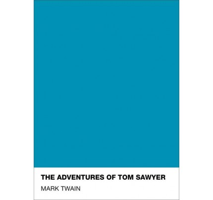 The Adventures of Tom Sawyer (Puffin + Pantone)