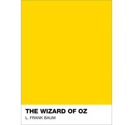 The Wizard of Oz (Puffin + Pantone)