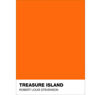 Treasure Island (Puffin + Pantone)