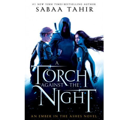 A Torch Against the Night (Ember Quartet #2) (Paperback)