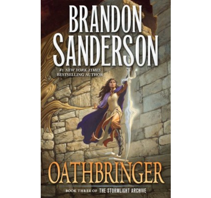 Oathbringer: Book Three of the Stormlight Archive (The Stormlight Archive #3) (Paperback)