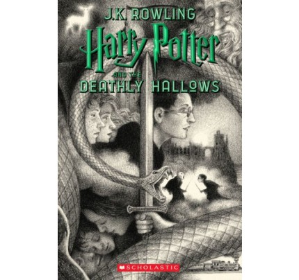 Harry Potter and the Deathly Hallows (Harry Potter #7) (20th Anniversary Edition)