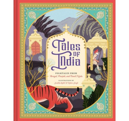 Tales Of India: Folk Tales from Bengal, Punjab, and Tamil Nadu