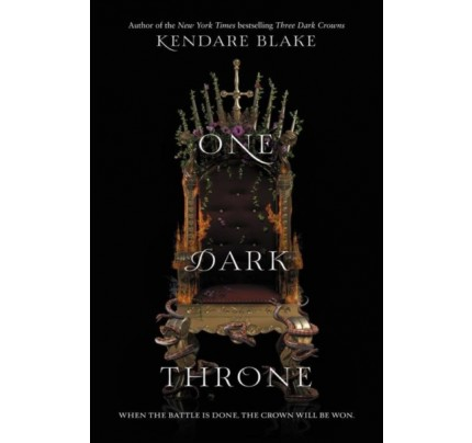 One Dark Throne (Three Dark Crowns #2) (SIGNED)